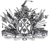 Gunmakers crest